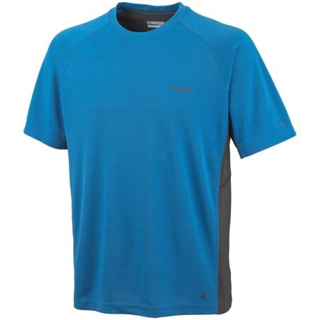 Columbia Sportswear Altimeter Shirt - UPF 30, Short Sleeve (For Men)