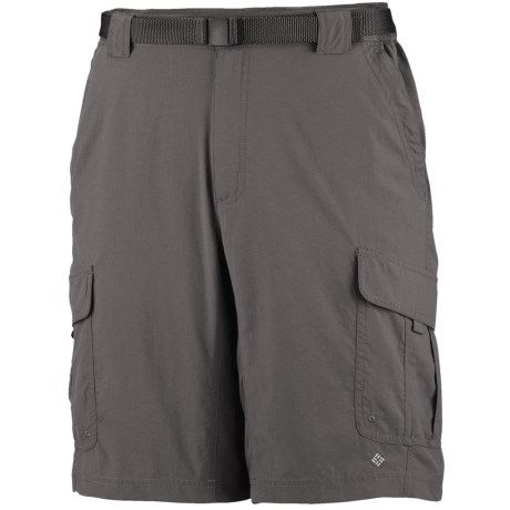 Columbia Sportwear Silver Ridge Cargo Shorts - UPF 30 (For Big Men)