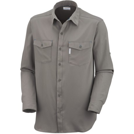 Columbia Sportswear Utilizer II Shirt - UPF 40, Long Sleeve (For Tall Men)
