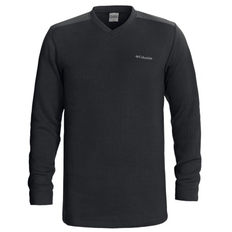 Columbia Bulkhead Drop Sweater - V-Neck (For Tall Men)