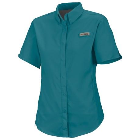 Columbia Sportswear PFG Tamiami II Fishing Shirt - UPF 40, Short Sleeve (For Plus Size Women)