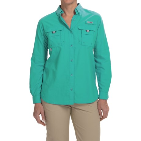 Columbia Sportswear PFG Bahama Shirt - UPF 30, Long Sleeve (For Women)