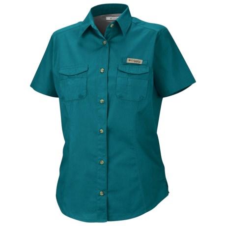 Columbia Sportswear PFG Bonehead Shirt - Short Sleeve (For Women)