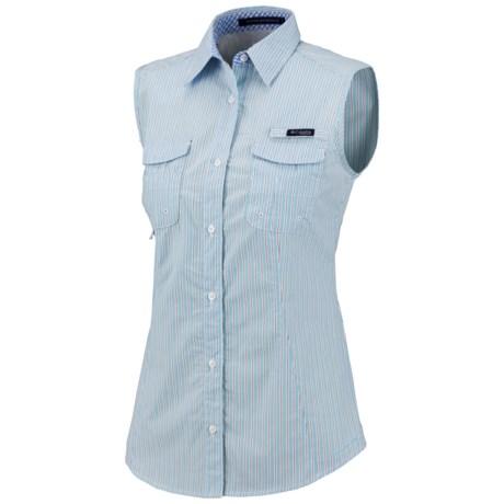 Columbia Sportswear PFG Super Bonehead Shirt - UPF 30, Sleeveless (For Women)
