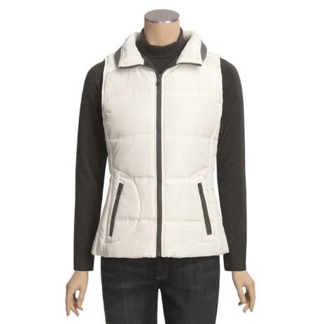 Weatherproof Fleece-Lined Vest (For Women)