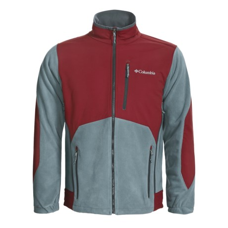 Columbia Sportswear Nordic Trekker Jacket - Fleece (For Men)
