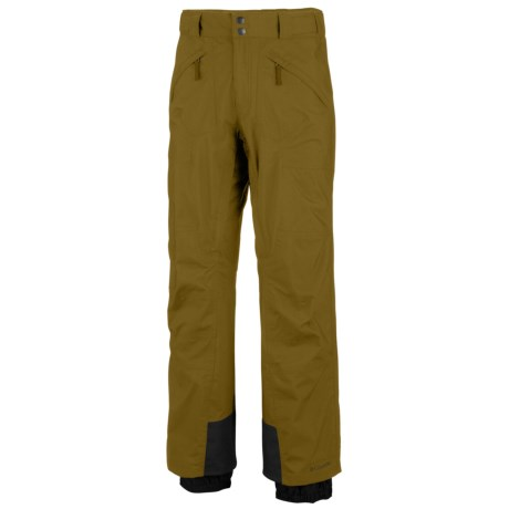 Columbia Sportswear Modern Logger Pants - Waterproof, Recycled Materials (For Men)