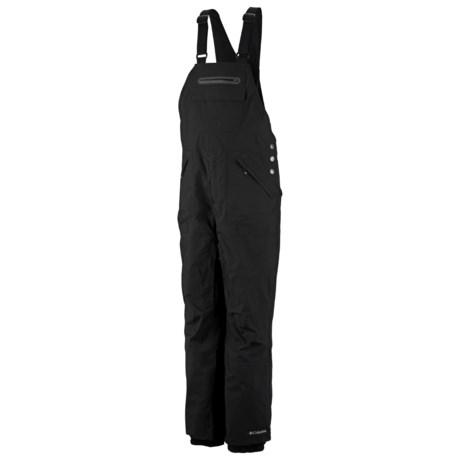 Columbia Sportswear Modern Logger Bib Snow Pants - Waterproof, Insulated (For Men)