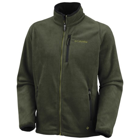 Columbia Sportswear Road 2 Peak Jacket - Fleece (For Men)