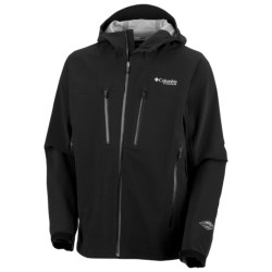 Columbia Sportswear Fast Three Shell Jacket - Waterproof, Titanium (For Men)
