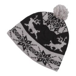 Neve Hazel Beanie Hat - Merino Wool (For Women)