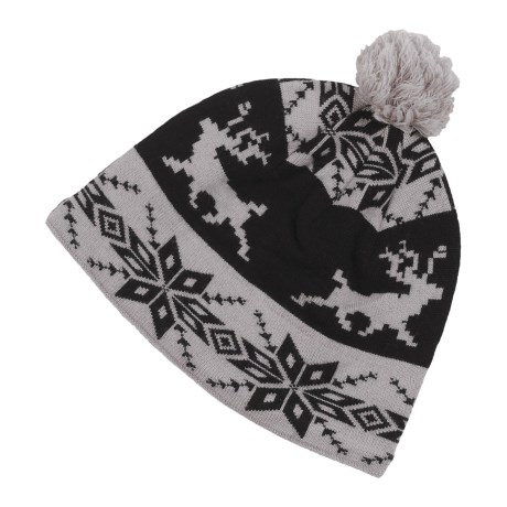 Neve Hazel Beanie Hat - Merino Wool (For Women)
