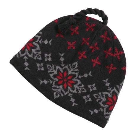 Neve Annika Beanie Hat - Merino Wool (For Women)