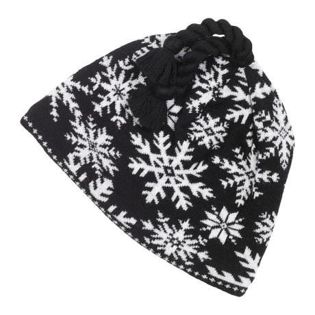 Neve Ingrid Beanie Hat - Merino Wool (For Women)