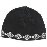 Neve Jodi Beanie Hat - Combed Cotton (For Women)