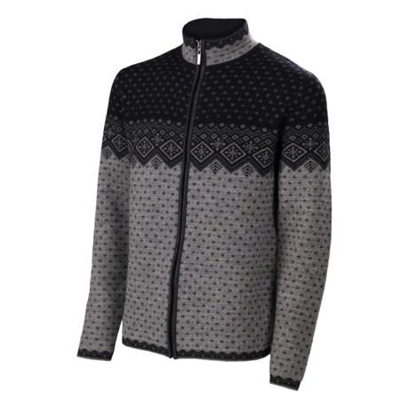 Neve Serge Cardigan Sweater - Merino Wool, Zip (For Men)