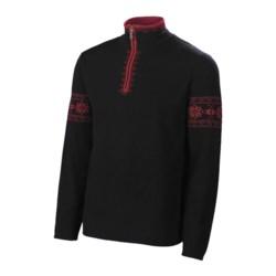 Neve Sven Sweater - Merino Wool, Zip Neck (For Men)