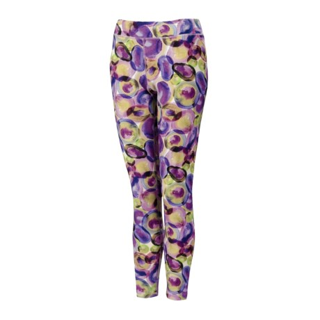 Neve Marbles Pants - Stretch Cotton-Silk (For Women)