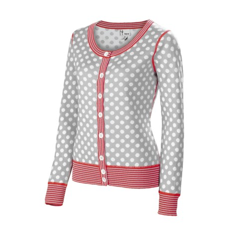 Neve Trudy Cardigan Sweater - Combed Cotton (For Women)