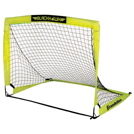 Franklin Blackhawk Portable Goal - 4x3'