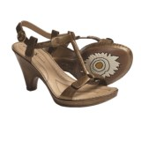 Crown by Born Alcala II T-Strap Sandals - Leather (For Women)