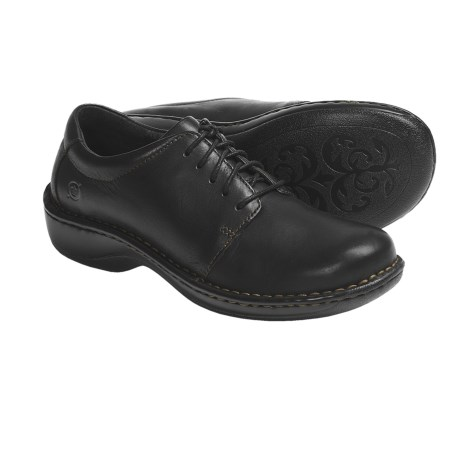 Born Cathay Oxford Shoes - Leather (For Women)