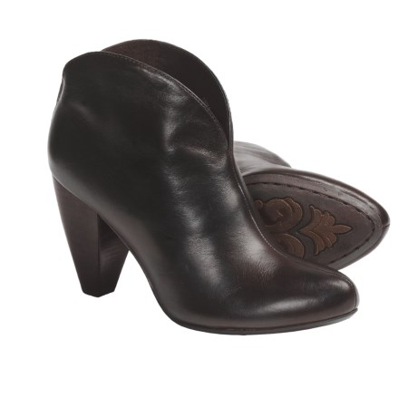 Born Crown by  Woodlynne Ankle Boots - Leather (For Women)