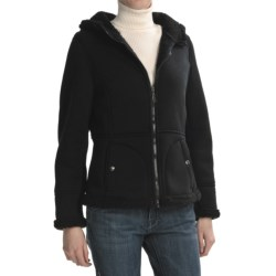 Weatherproof Cozy Bonded Fleece Jacket (For Women)