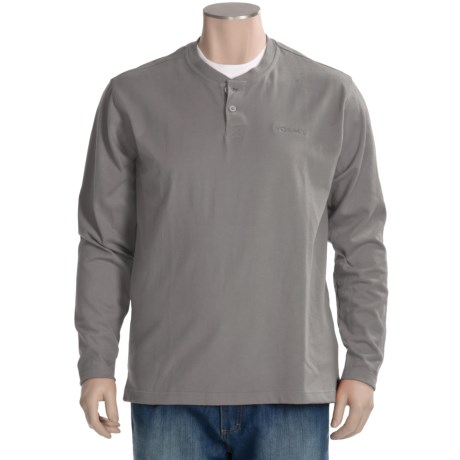 Columbia Sportswear Huttonville II Henley Shirt - Long Sleeve (For Big Men)