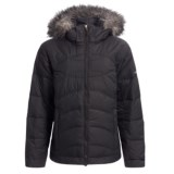Columbia Sportswear Snow Furry Down Jacket (For Plus Size Women)