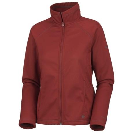 Columbia Sportswear Winter Ace Jacket - Soft Shell (For Plus Size Women)