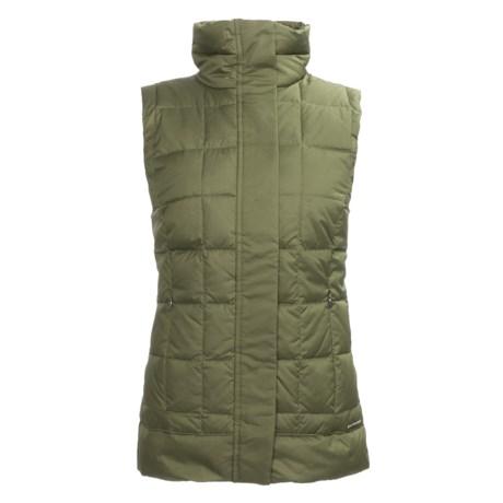 Columbia Sportswear Mercury Maven Down Vest - 550 Fill Power (For Plus Size Women)
