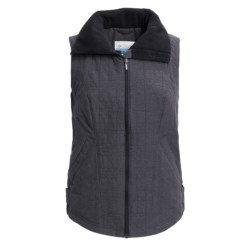 Columbia Sportswear Polished High-Performance Vest (For Plus Size Women)