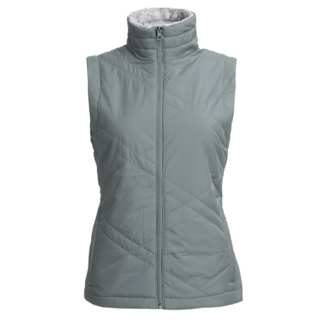 Columbia Sportswear Sleet to Street Vest - Insulated (For Plus Size Women)