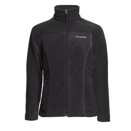 Columbia Sportswear Sugarcreek Fleece Jacket (For Women)