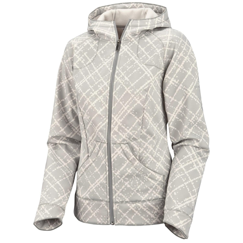 Columbia Sportswear Sweet Slope Hooded Jacket (For Women ...
