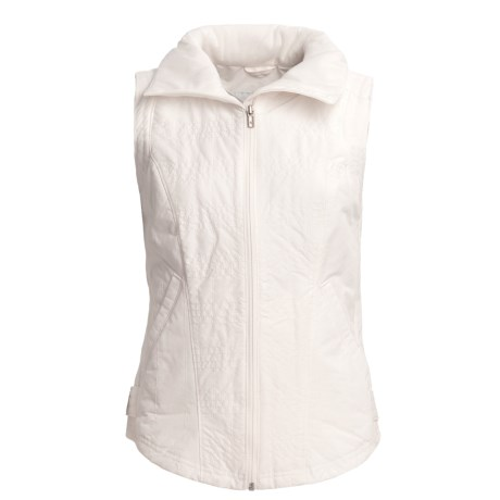 Columbia Sportswear Polished High-Performance Vest - Insulated (For Women)