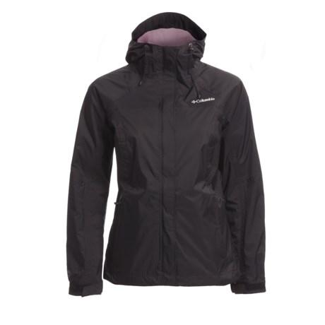 Columbia Sportswear Tested Tough in Pink Jacket - Waterproof (For Women)
