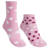 Lorpen Marianna Socks - 2-Pack, Modal, Crew (For Women)