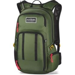 DaKine Amp 18L Hydration Pack - Large, 100 fl.oz.