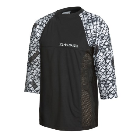 DaKine Sentry Cycling Jersey - 3/4 Sleeve (For Men)