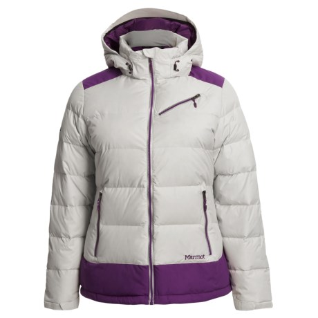 Marmot Sling Shot Down Jacket - 650 Fill Power (For Women)