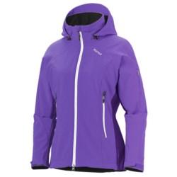 Marmot Pro Tour Jacket - Soft Shell (For Women)