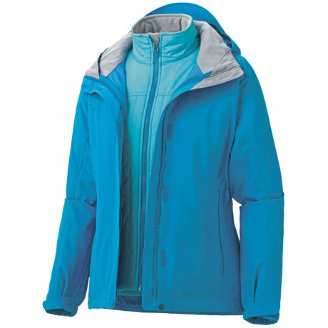 Marmot Intervale Component Jacket - Waterproof, 3-in-1 (For Women)