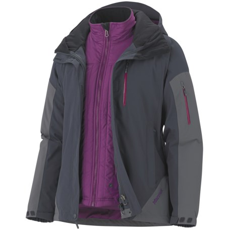 Marmot Tamarack Component Jacket - Waterproof, Insulated, 3-in-1 (For Women)