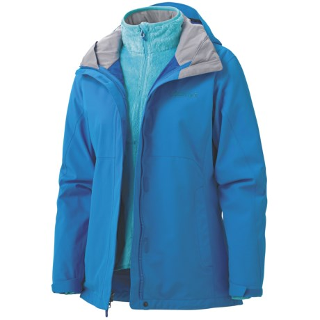 Marmot Katrina Component Jacket - Waterproof, 3-in-1 (For Women)