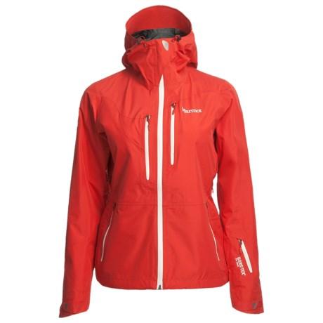 Marmot Alpinist Gore-Tex® Pro Shell Jacket - Waterproof (For Women)