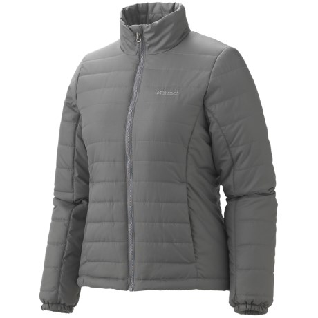 Marmot Brilliant Jacket - Insulated, Recycled Materials (For Women)