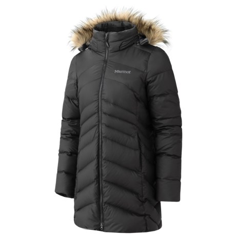 Marmot Montreal Down Coat - 650 Fill Power (For Women)