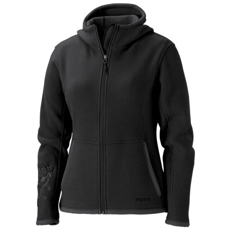 Marmot Wigi Fleece Hoodie Jacket (For Women)